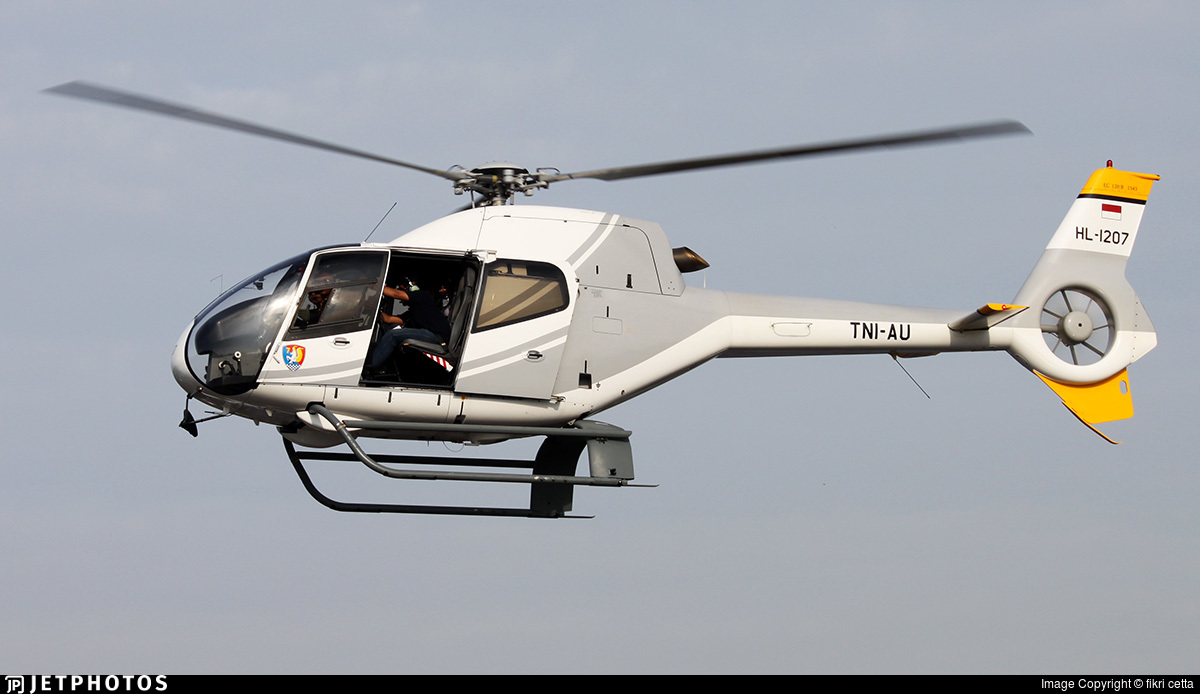 HL-1207 - Eurocopter EC-120 B - Indonesia - Air Force
