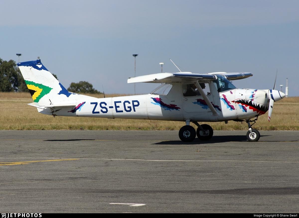 ZS-EGP - Cessna 150F - Private