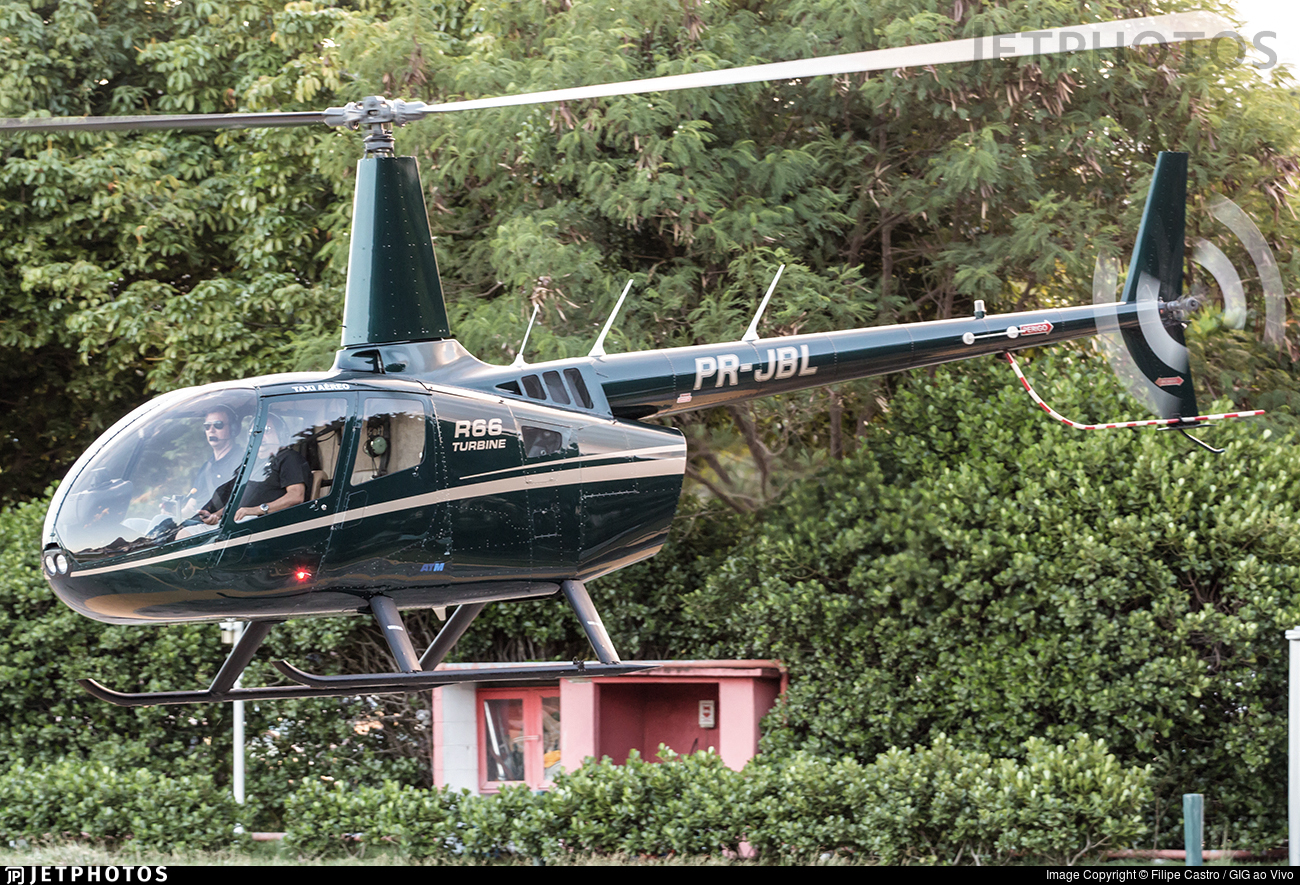 PR-JBL - Robinson R66 Turbine - Aero Taxi Marinete