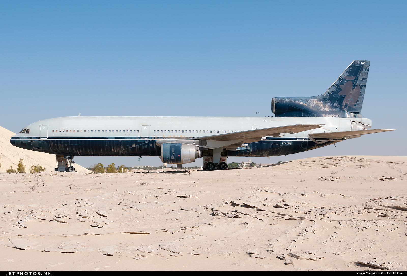 TT-DWE - Lockheed L-1011-100 Tristar - Untitled