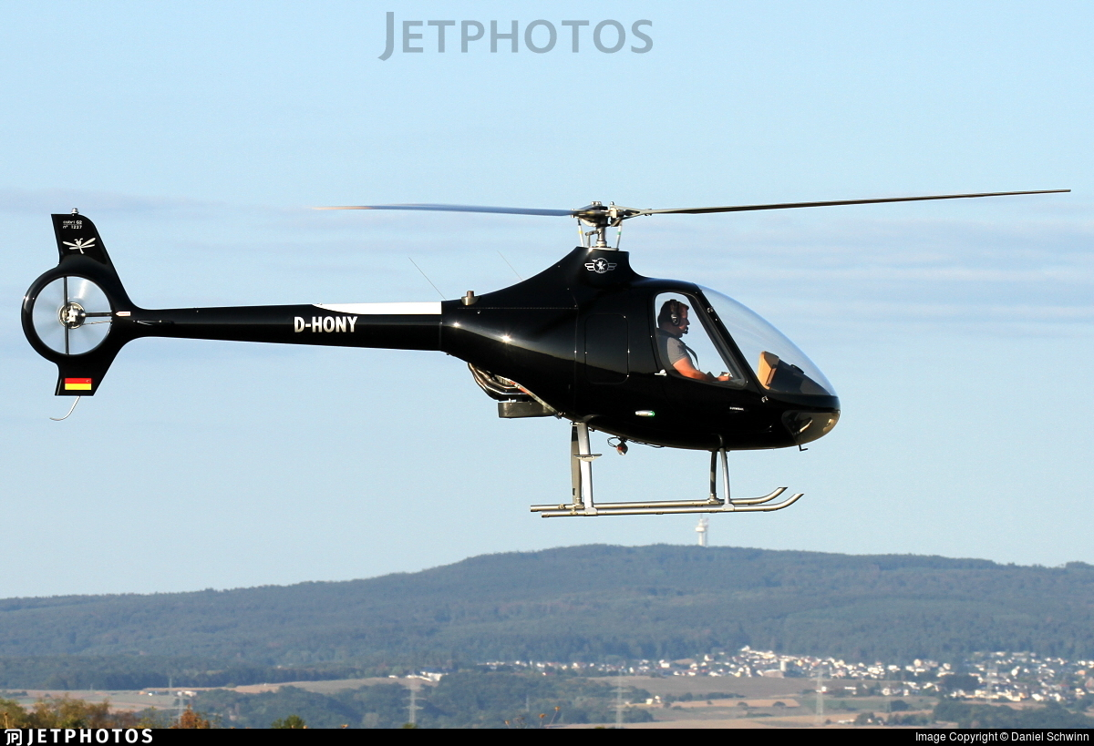 D-HONY - Guimbal Cabri G2 - Sky Magic