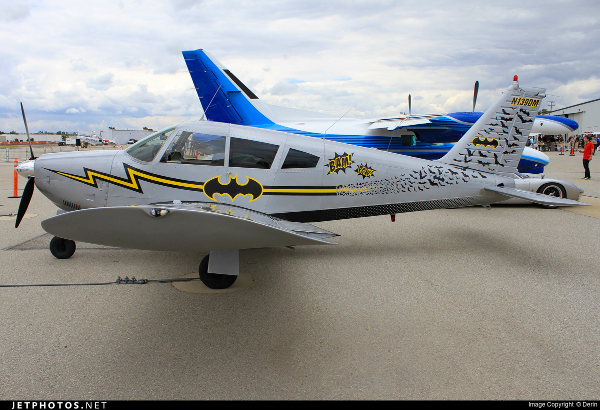 N139DM -  Piper PA-28R-200 Cherokee Arrow - Private