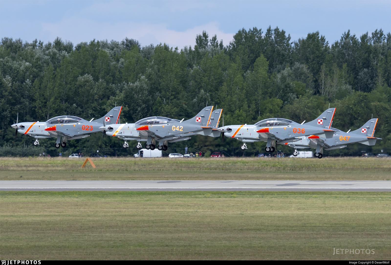 023 - PZL-Warszawa PZL-130 TC2 Orlik - Poland - Air Force