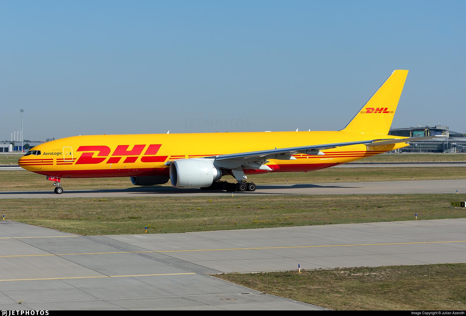D-AALP - Boeing 777-FBT - DHL (AeroLogic)
