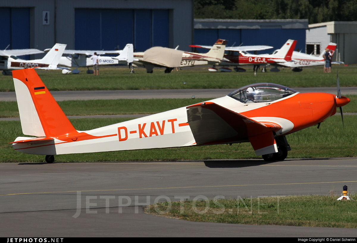 D-KAVT - Schleicher ASK-16 - Private