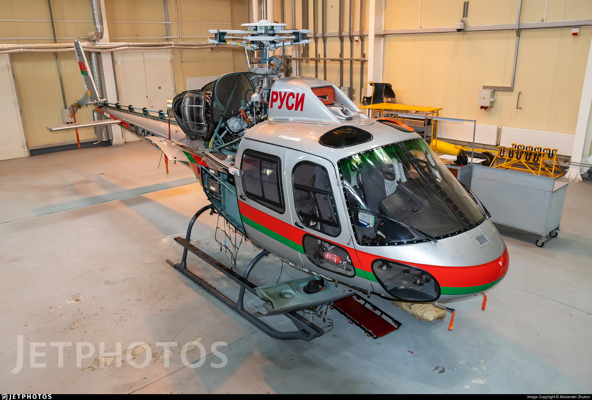 EW-355EH - Eurocopter AS 355NP Ecureuil 2 - Belarus - Ministry for Emergency Situations (MChS)