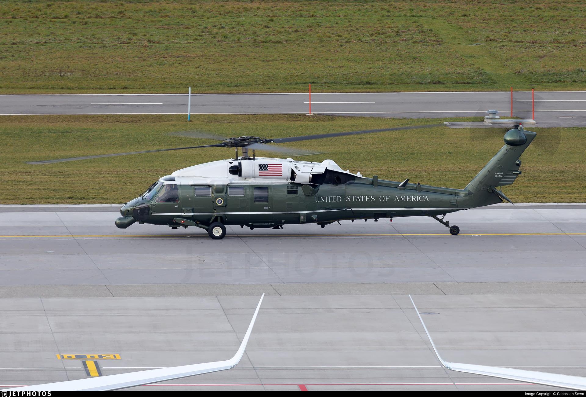 163262 - Sikorsky VH-60N White Hawk - United States - US Marine Corps (USMC)