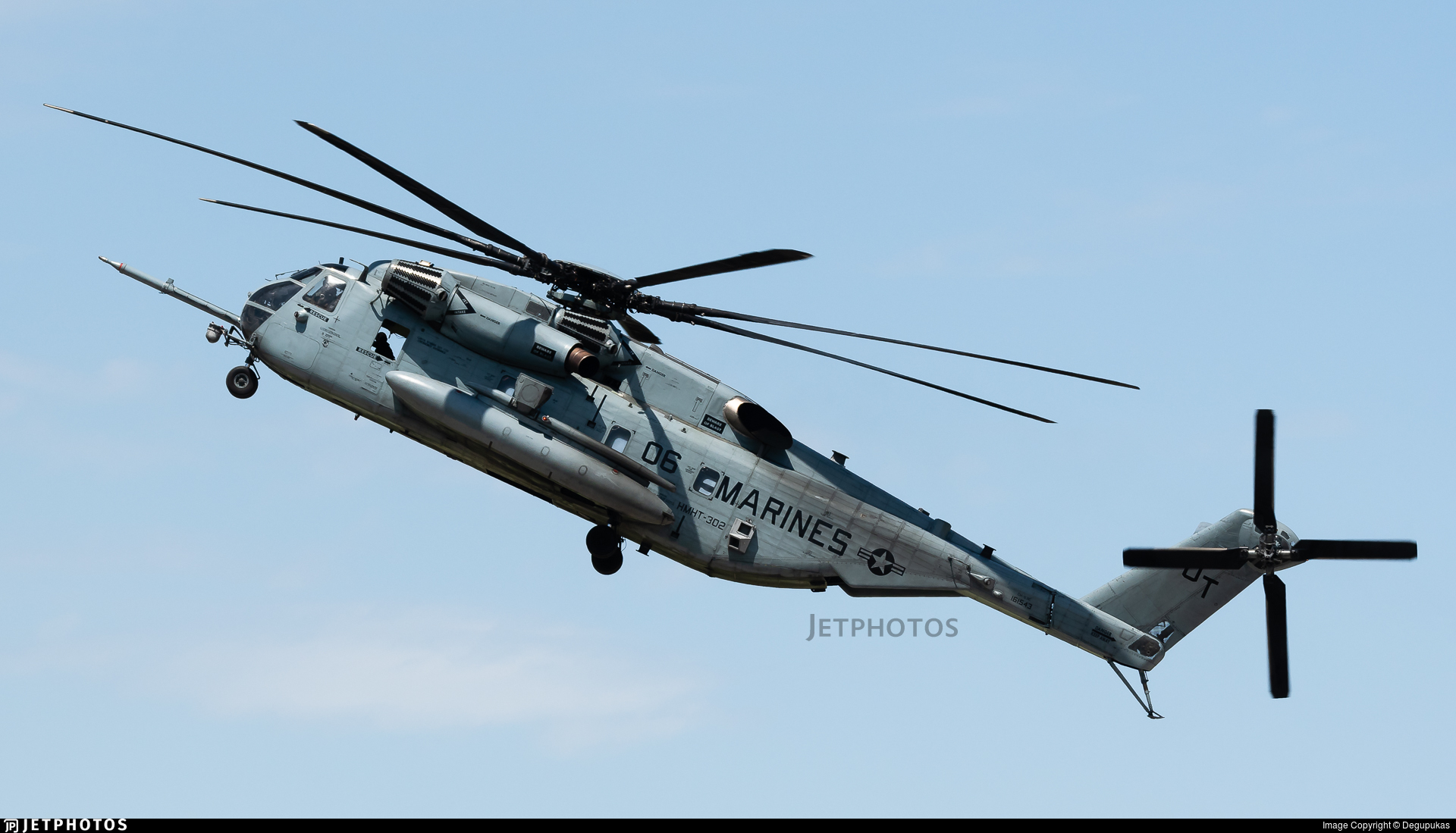 161543 - Sikorsky CH-53E Super Stallion - United States - US Marine Corps (USMC)