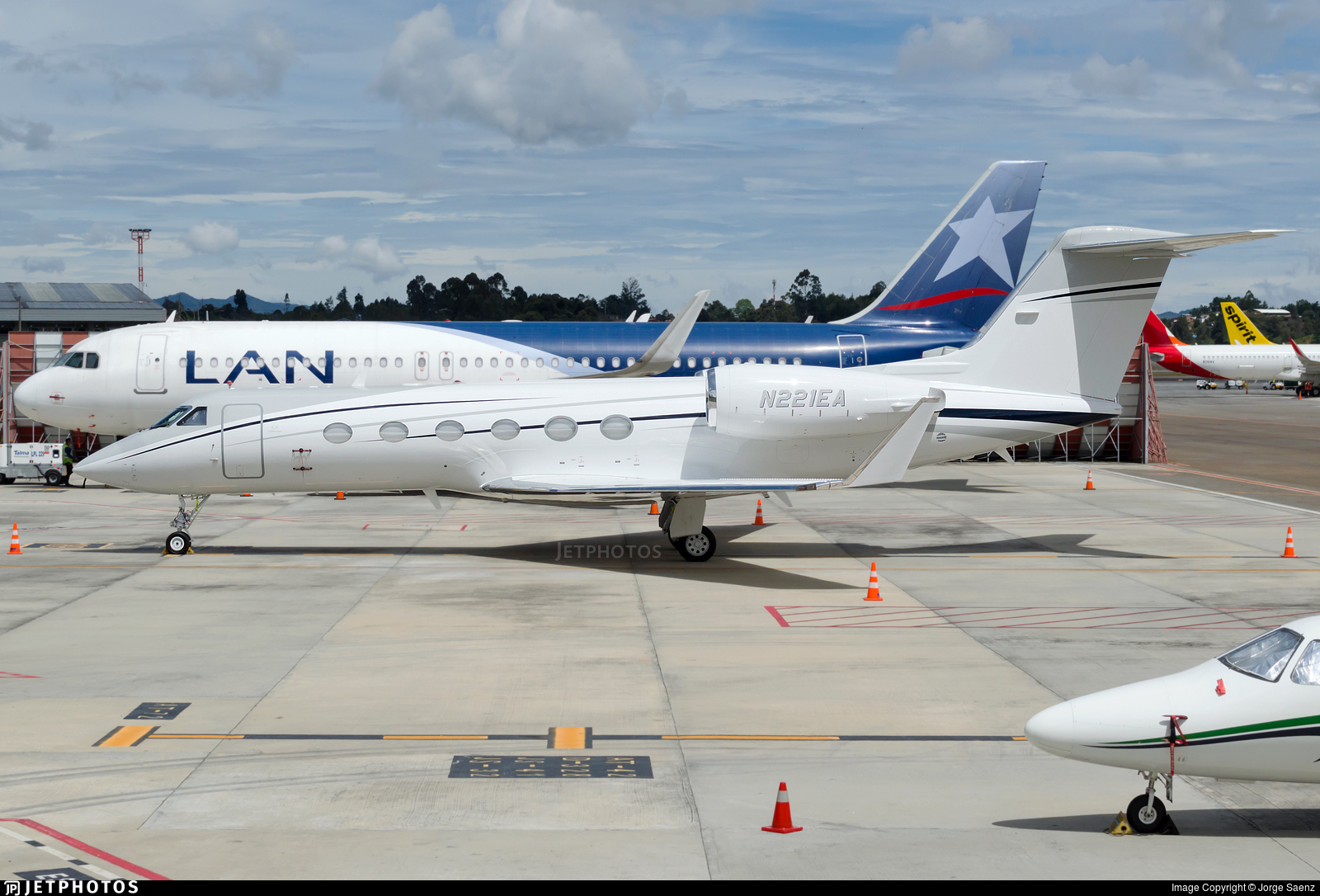 N221EA - Gulfstream G-IV - Private