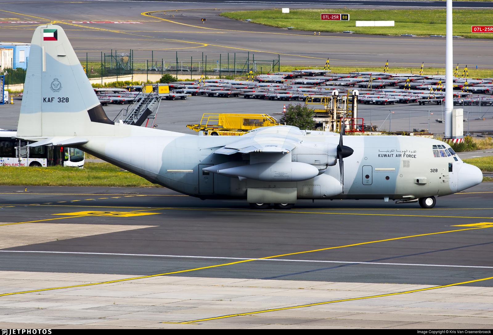 KAF328 - Lockheed Martin KC-130J Hercules - Kuwait - Air Force