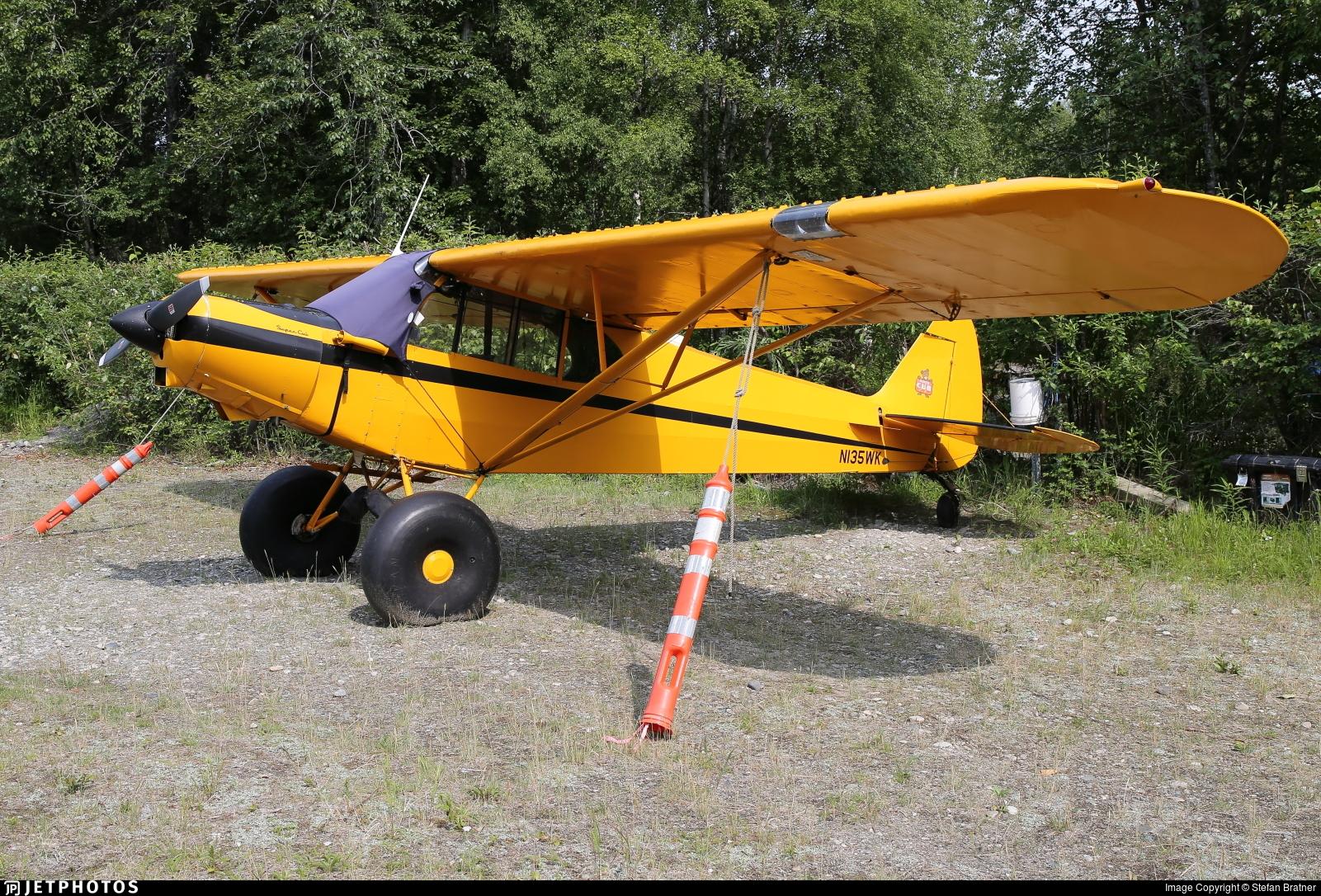 N135WK - Piper PA-18 Super Cub - Private