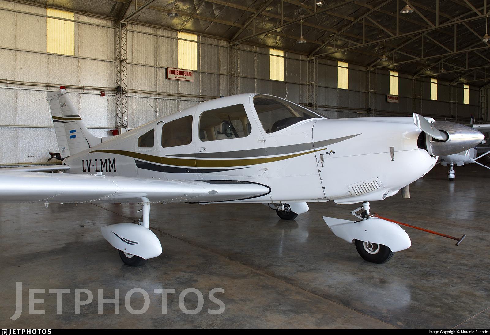 LV-LMM - Chincul PA-A-28-200R Arrow - Private