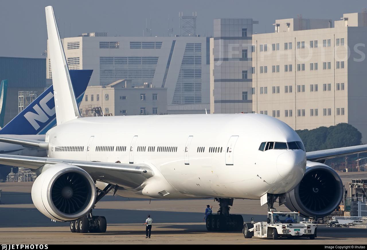 B-KPH - Boeing 777-367ER - Untitled