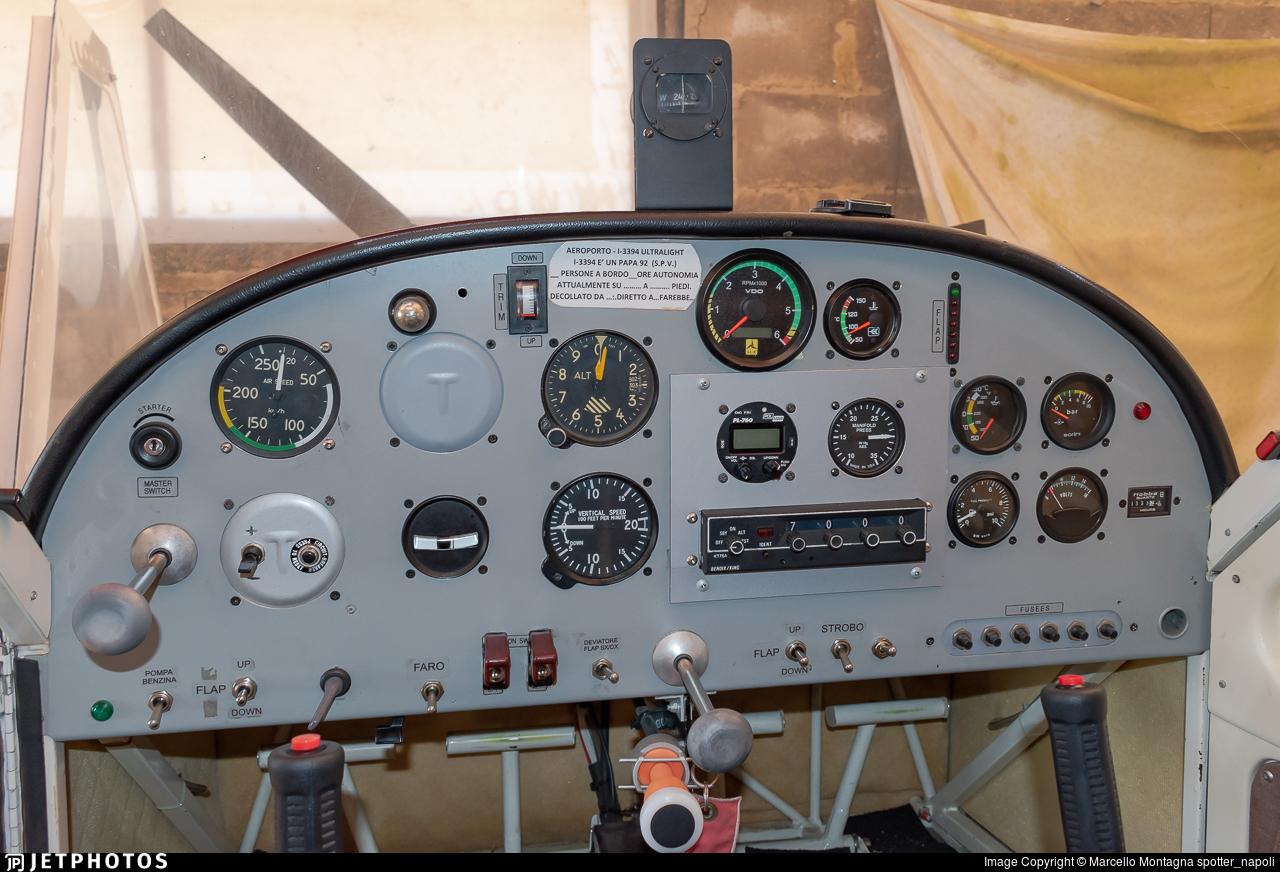 I-3394 - Tecnam P92 Echo - Private