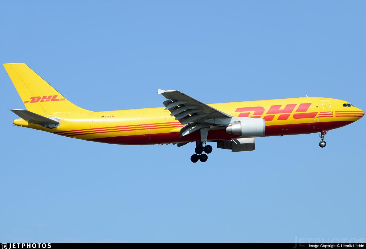 D-AEAL - Airbus A300B4-622R(F) - DHL (European Air Transport)