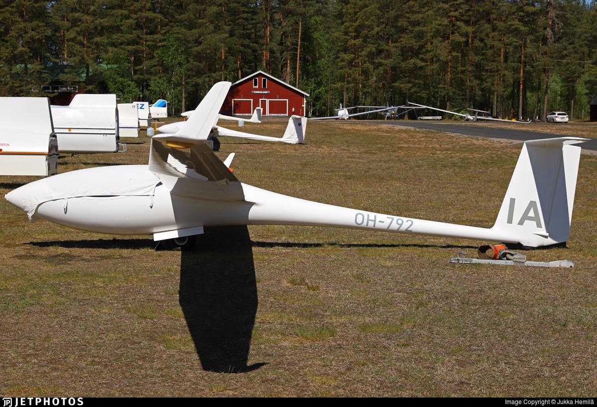 OH-792 - Schleicher ASW-24 - Private