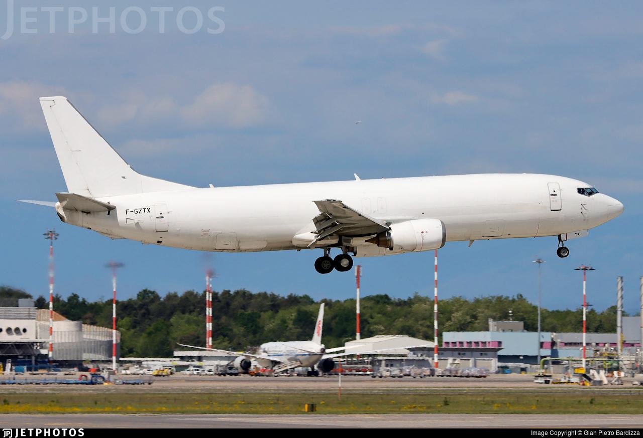 F-GZTX - Boeing 737-4Y0(SF) - ASL Airlines