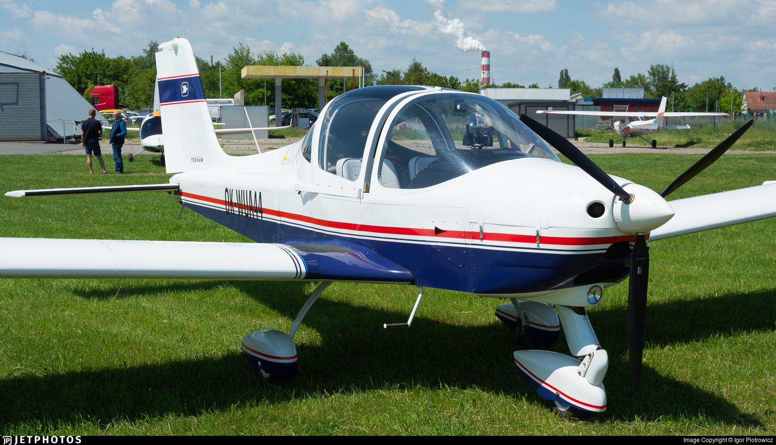 OK-WUA44 - Tecnam P2002 Sierra - Private