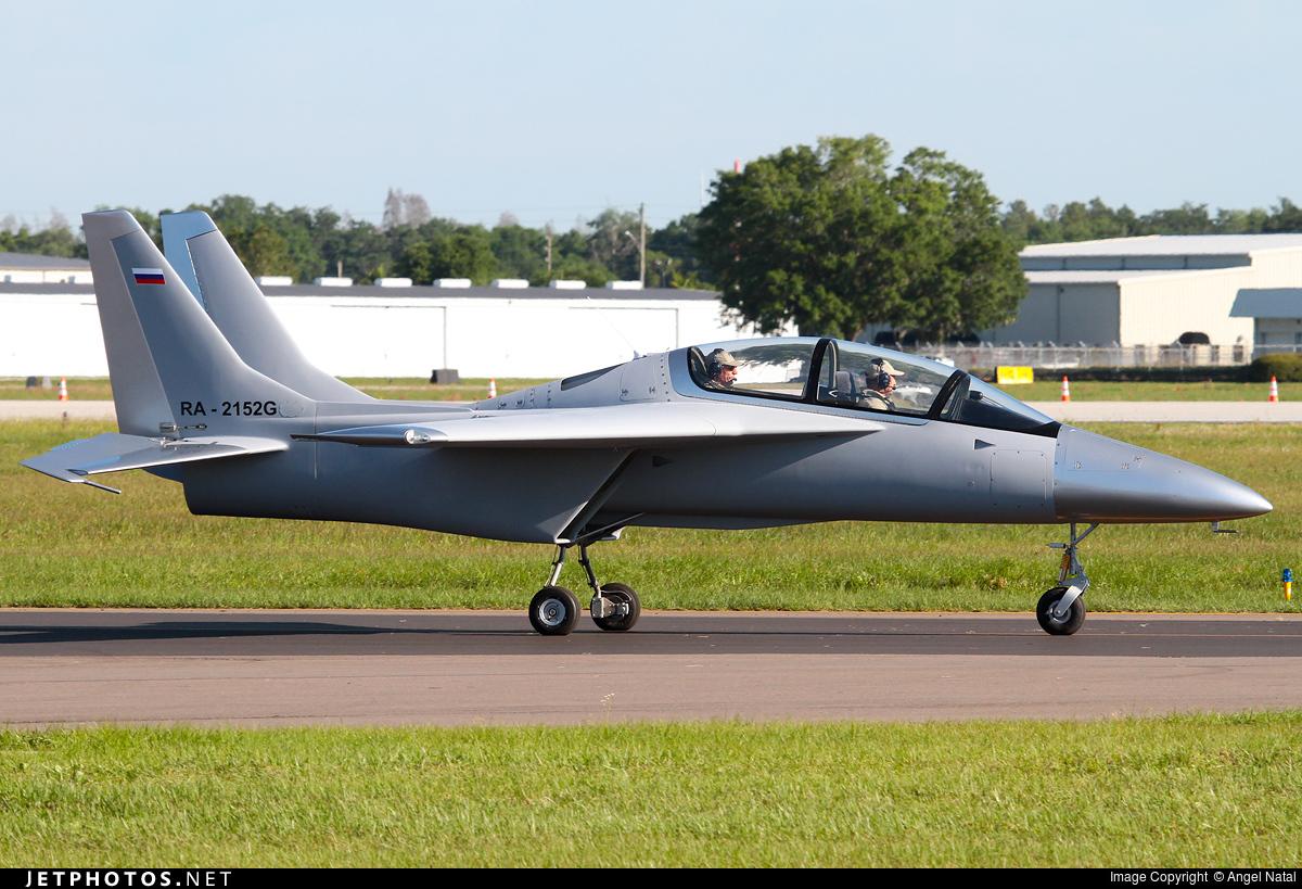 RA-2152G | Piston Jet PJ-II Dreamer | Private | Angel Natal | JetPhotos