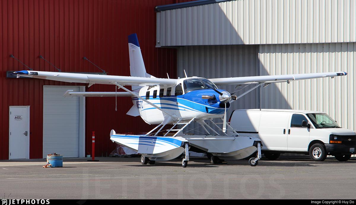 N856TC - Quest Aircraft Kodiak 100 - CLY Aviation