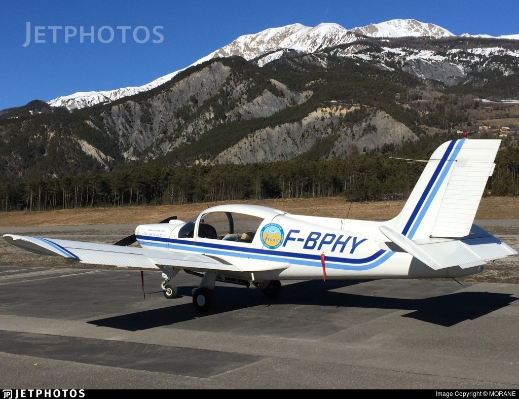F-BPHY - Socata MS-893A Rallye Commodore - Private