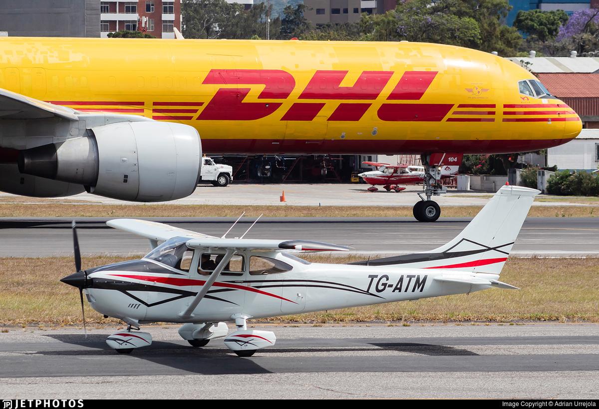 TG-ATM - Cessna 182Q Skylane II - Private