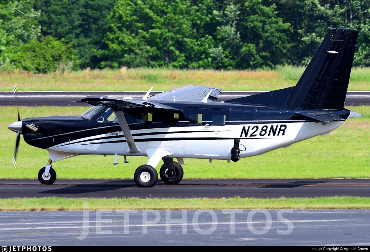 N28NR - Quest Aircraft Kodiak 100 - Private