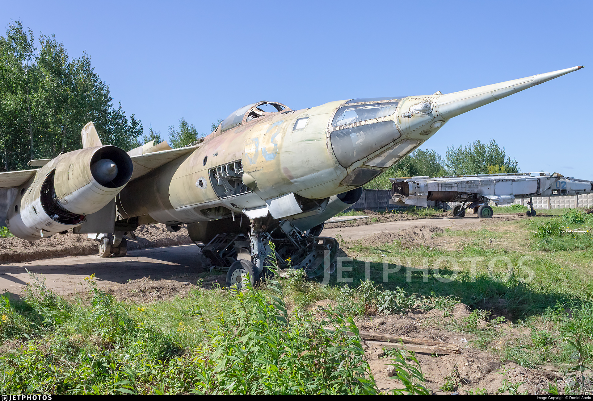 53 - Yakovlev Yak-28PP Brewer E - Soviet Union - Air Force