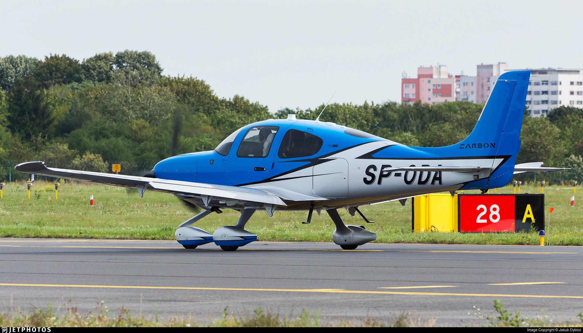 SP-ODA - Cirrus SR22T-GTS Carbon - Private