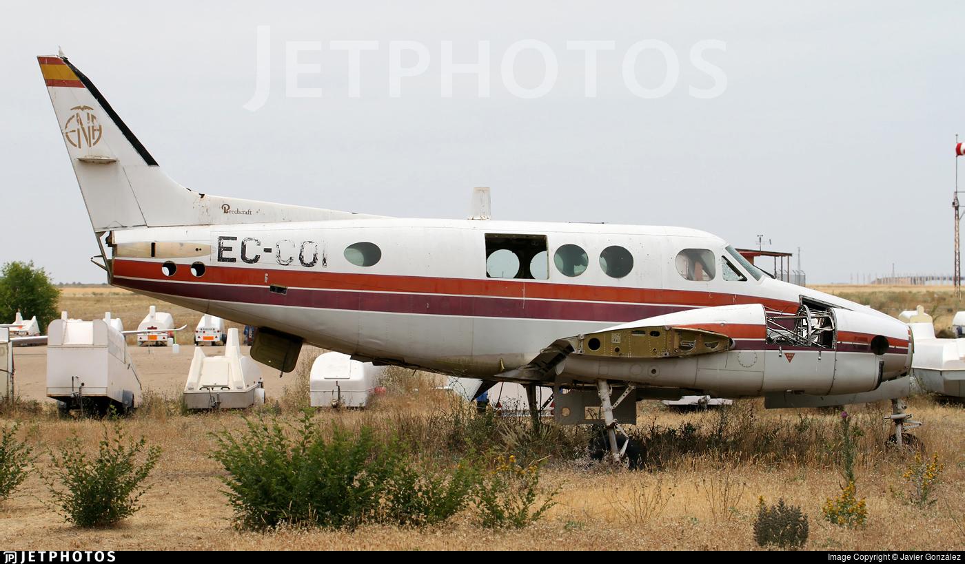 EC-COI - Beechcraft C90 King Air - Spain - Civil Aviation Authority