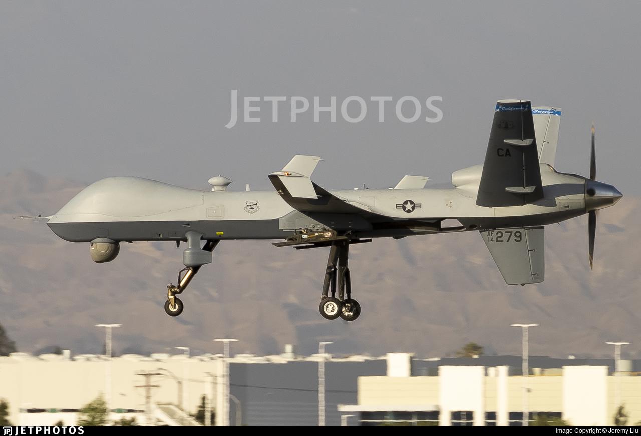 14-0279 - GAAS MQ-9 Reaper - United States - US Air Force (USAF)