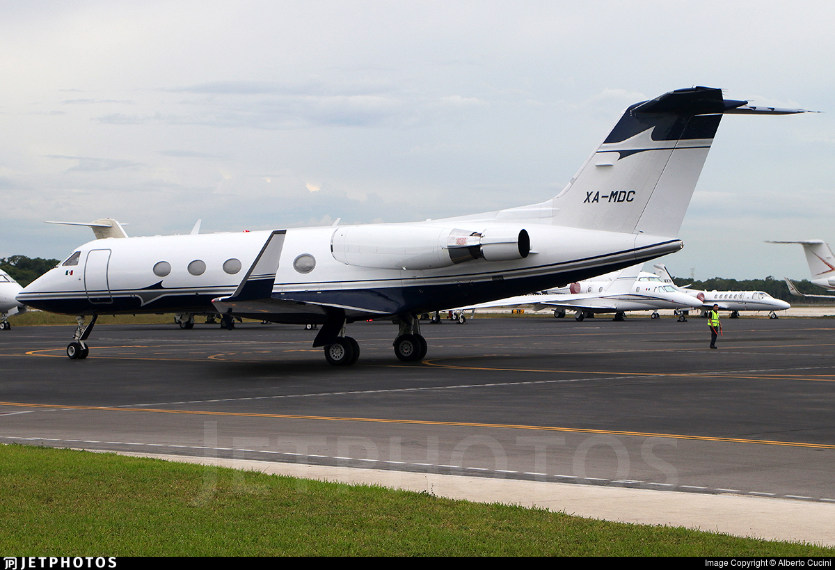 XA-MDC - Gulfstream G-III - Private