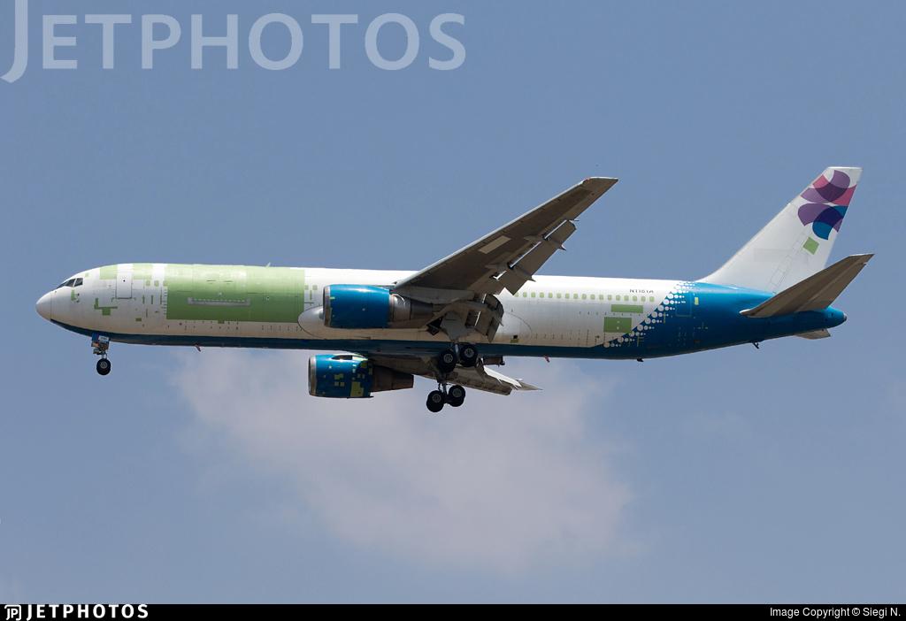 N1181A - Boeing 767-3Y0(ER)(BDSF) - Atlas Air