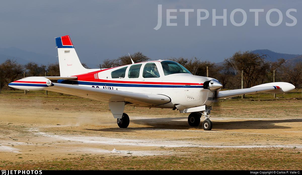 CC-AVN - Beechcraft F33A Bonanza - Private