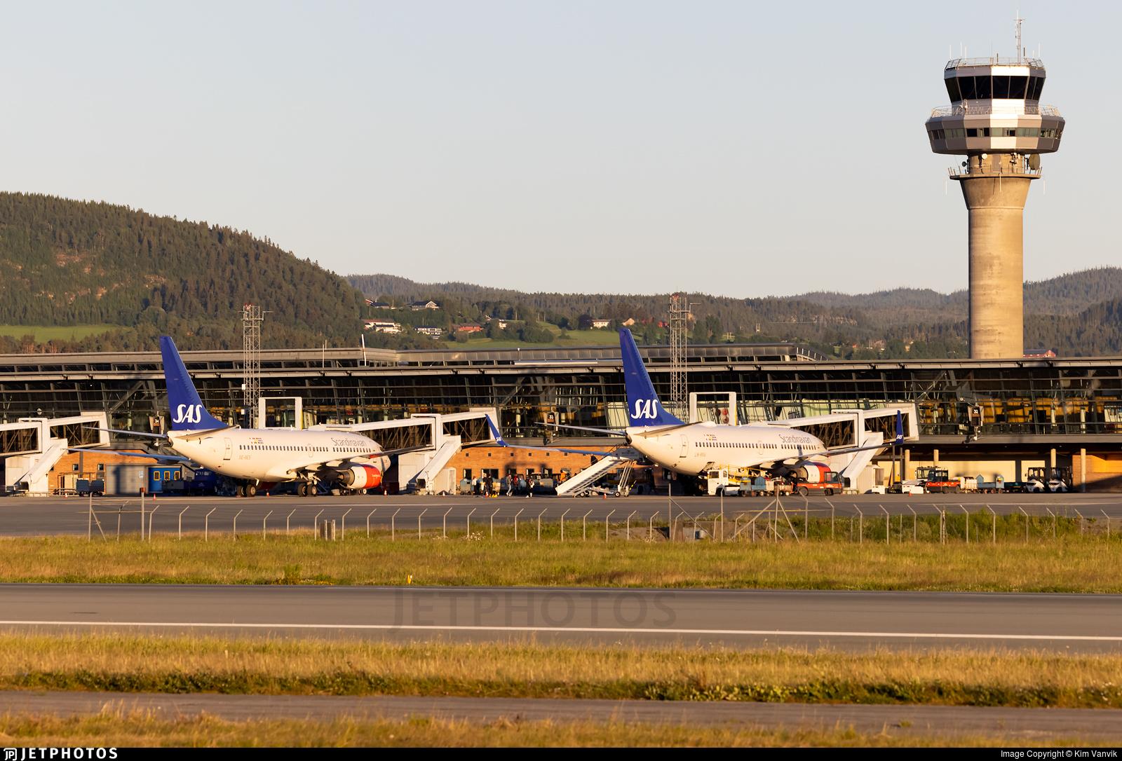 ENVA - Airport - Ramp