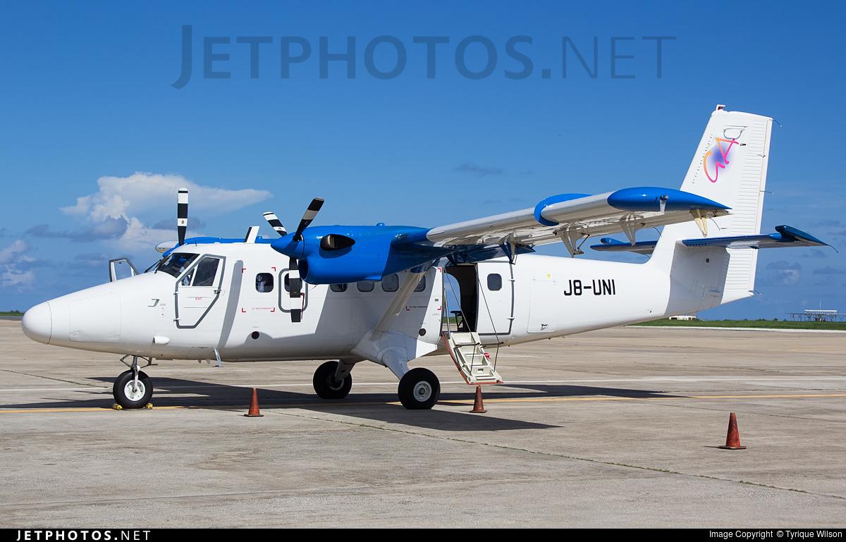 J8-UNI | De Havilland ...