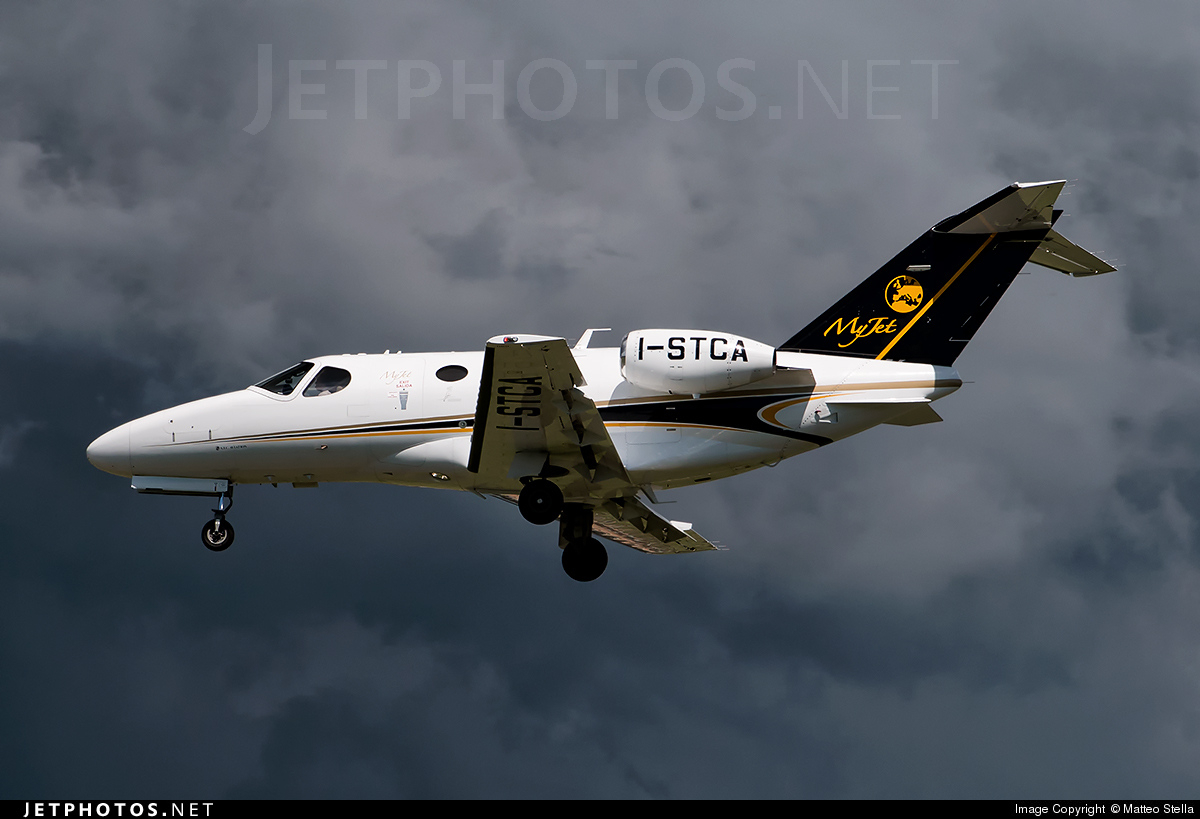 I-STCA - Cessna 510 Citation Mustang - MyJet