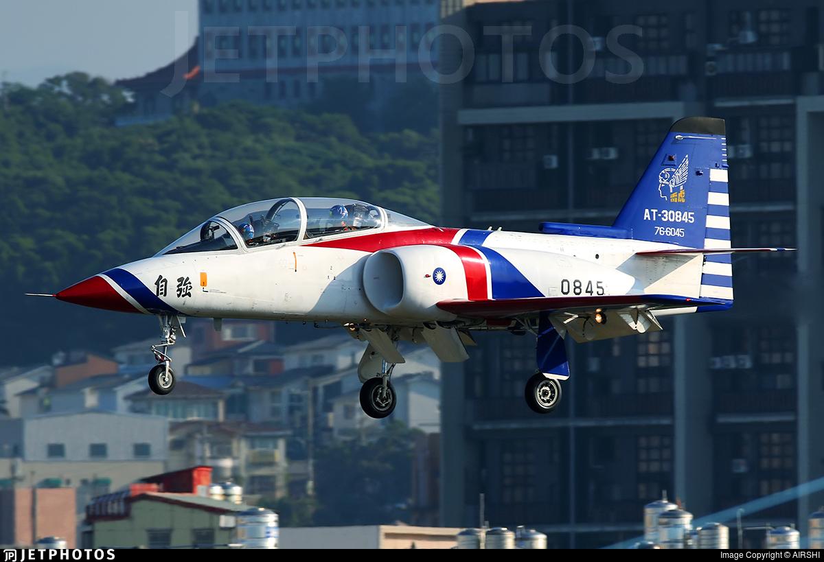 0845 - AIDC AT-3 Tzu Chiang - Taiwan - Air Force