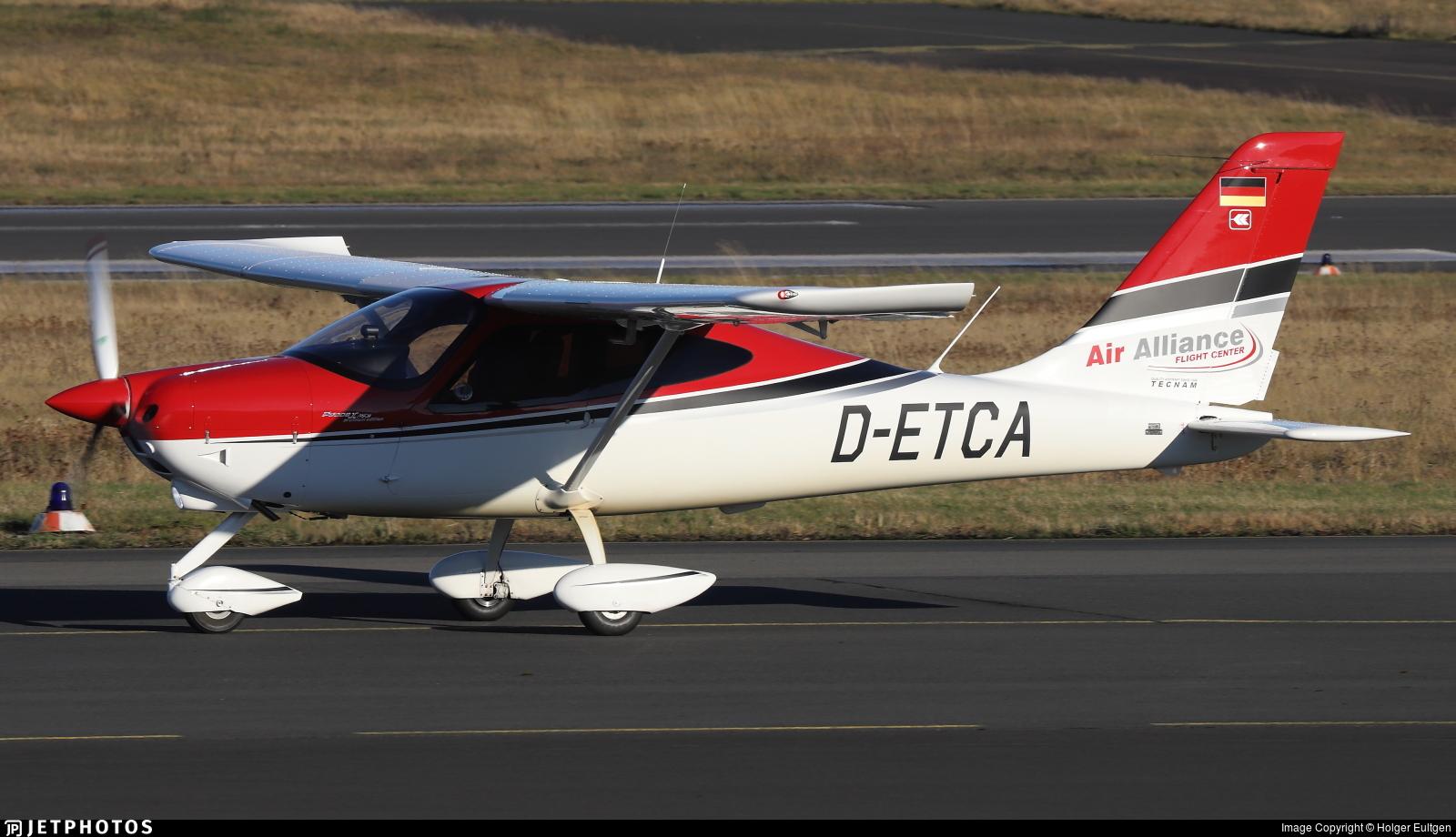 D-ETCA - Tecnam P2008JC MkII - Air Alliance