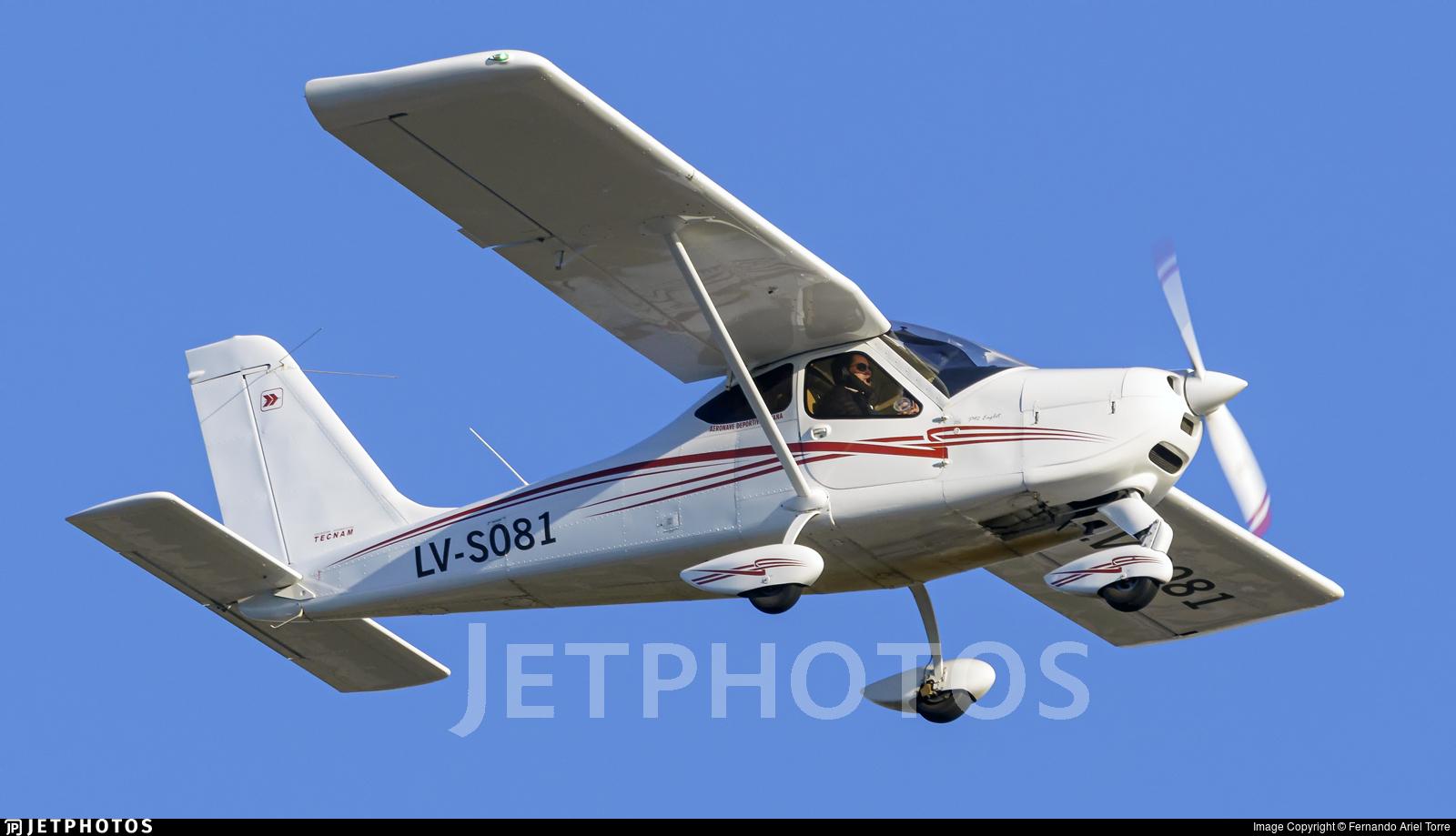 LV-S081 - Tecnam P92 Eaglet DL - Private