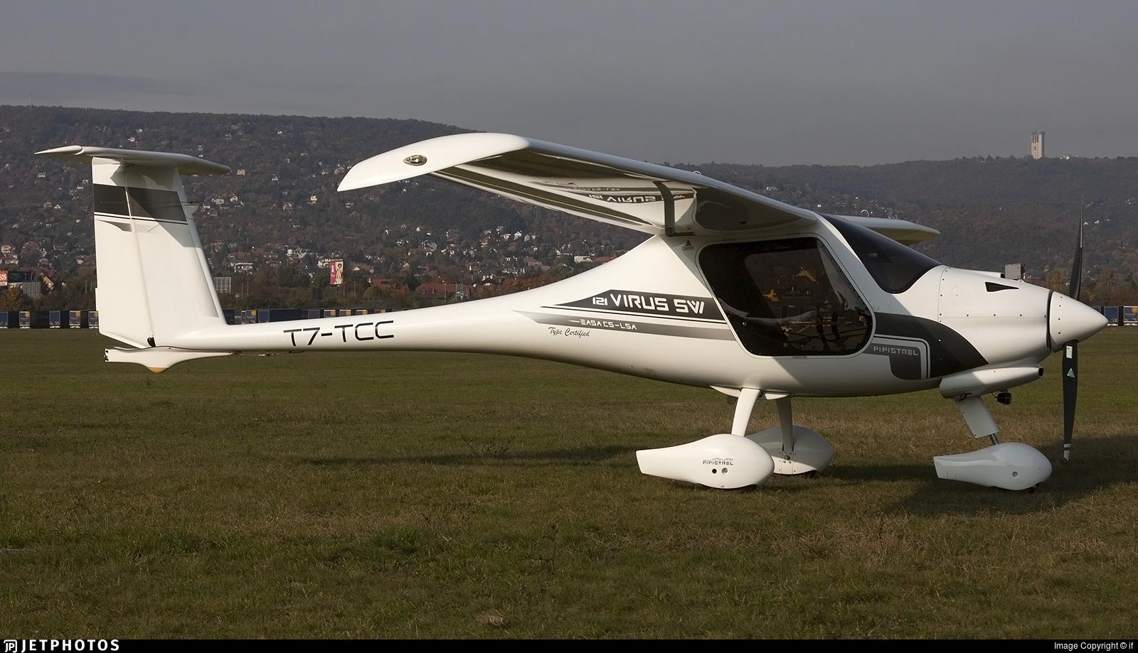 T7-TCC - Pipistrel Alpha Trainer - Private