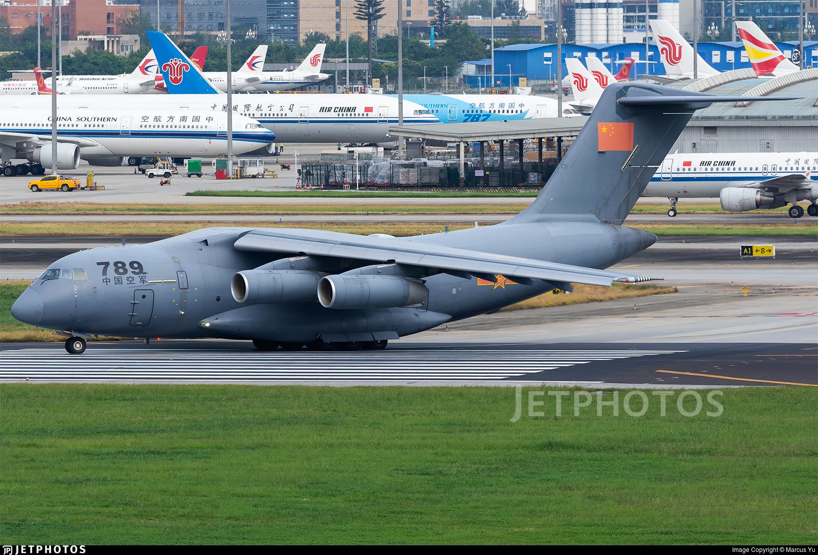 789 - Xian Y-20 - China - Air Force