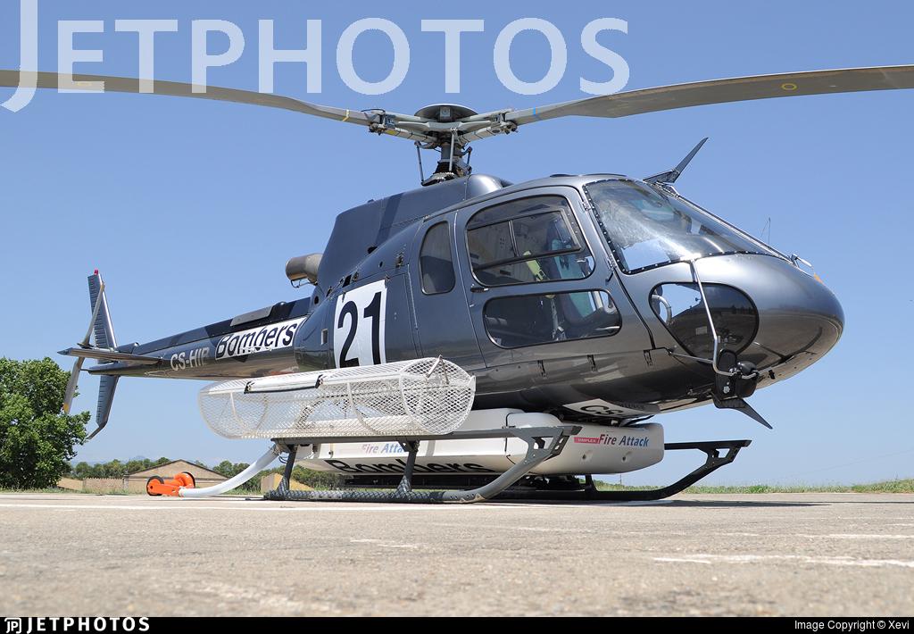 CS-HIB - Eurocopter AS 350B3 Ecureuil - Private