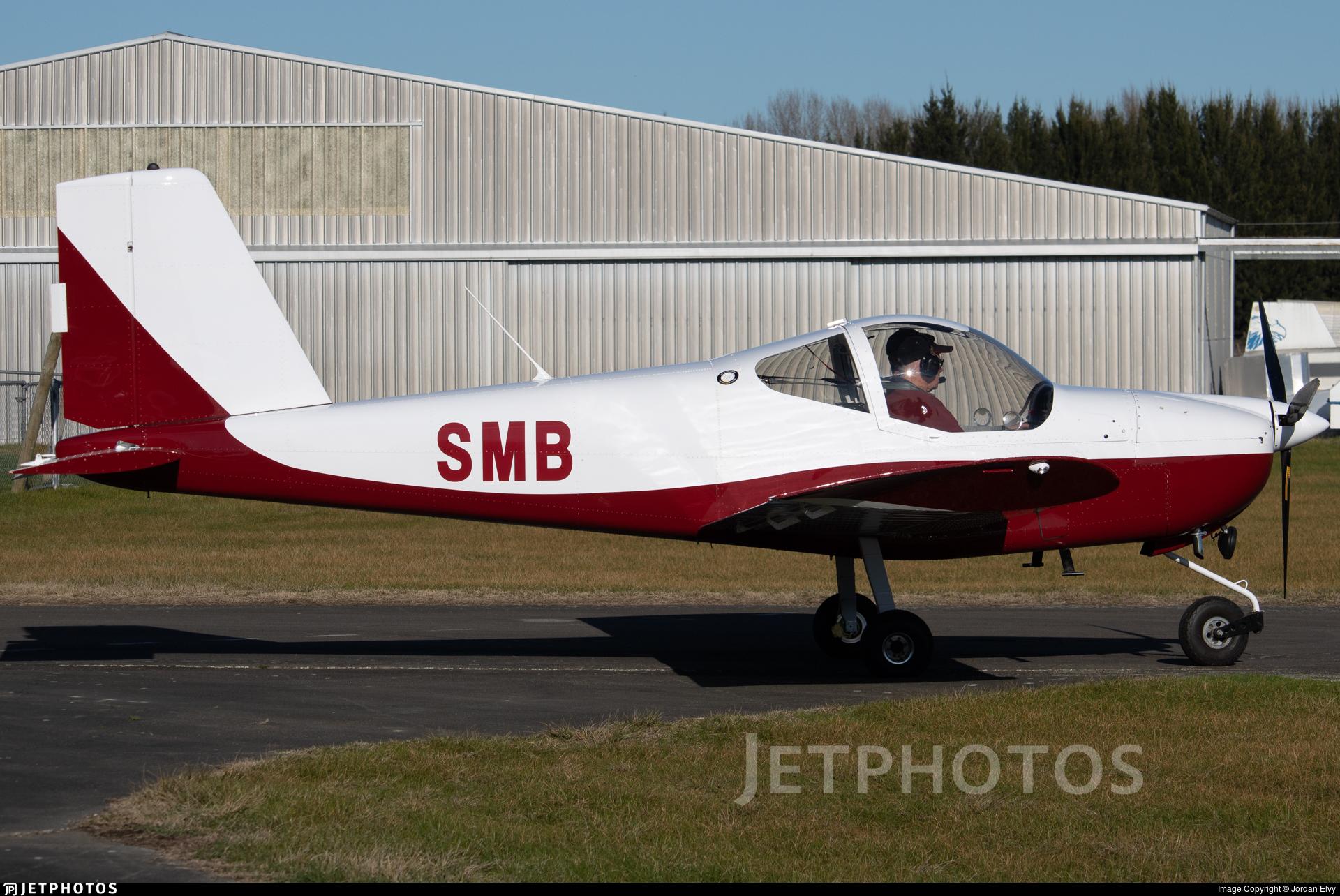 ZK-SMB - Vans RV-12 - Hawkes Bay & East Coast Aero Club