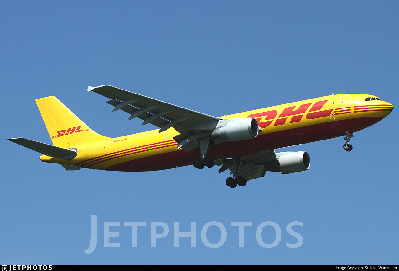D-AEAG - Airbus A300B4-622R(F) - DHL (European Air Transport)