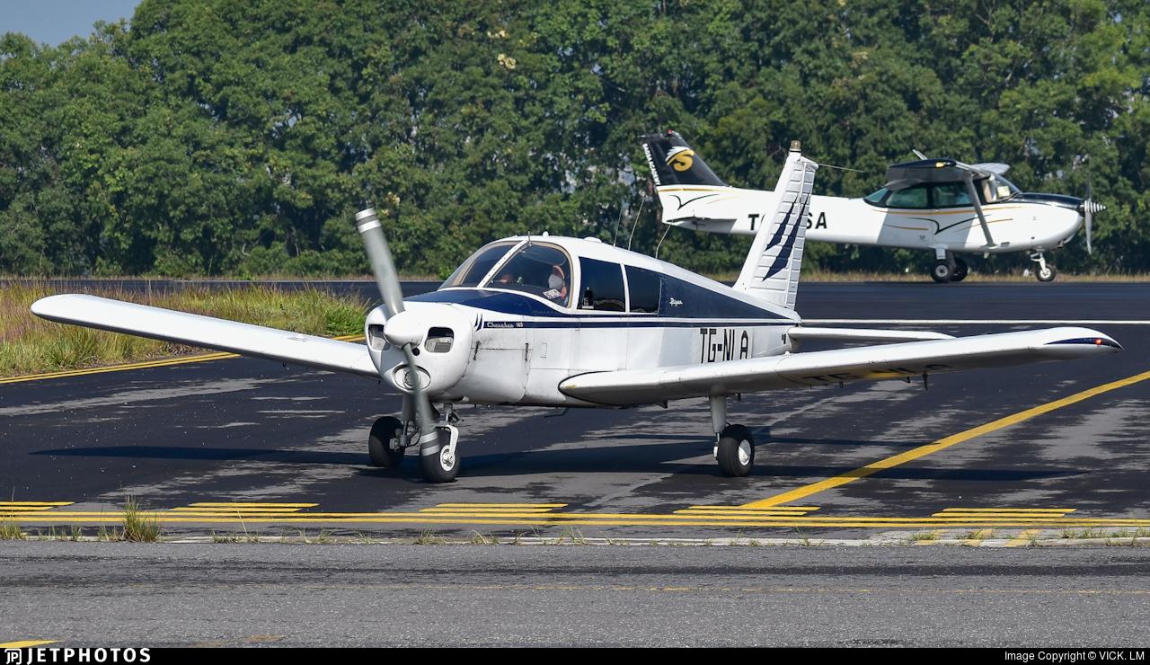 TG-NLA - Piper PA-28-140 Cherokee - Private
