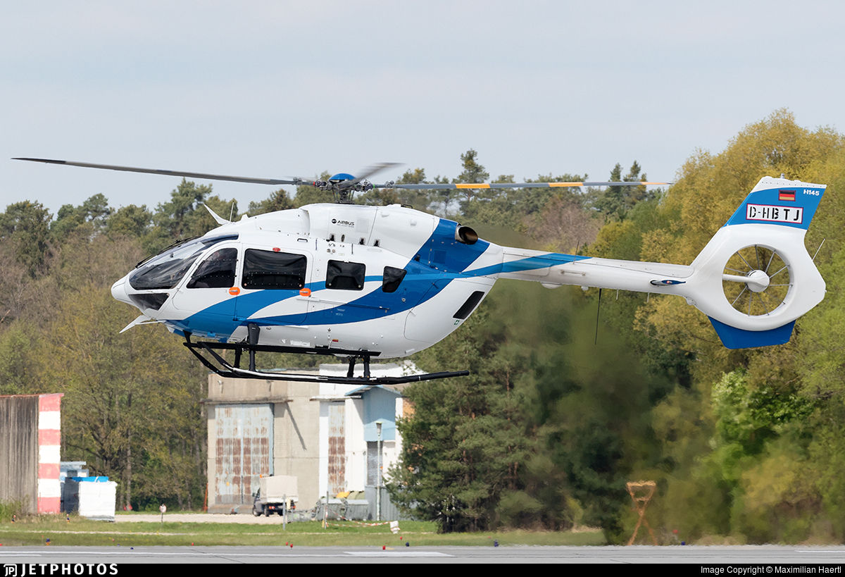 D-HBTJ - Airbus Helicopters H145 - Airbus Helicopters