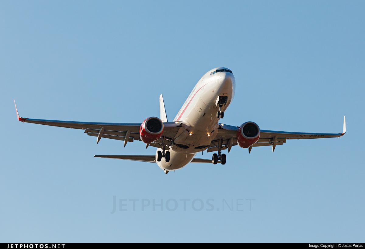 7T-VKD - Boeing 737-8D6 - Air Algérie