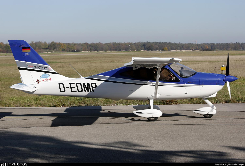 D-EDMP - Tecnam P2008JC MkII - Private