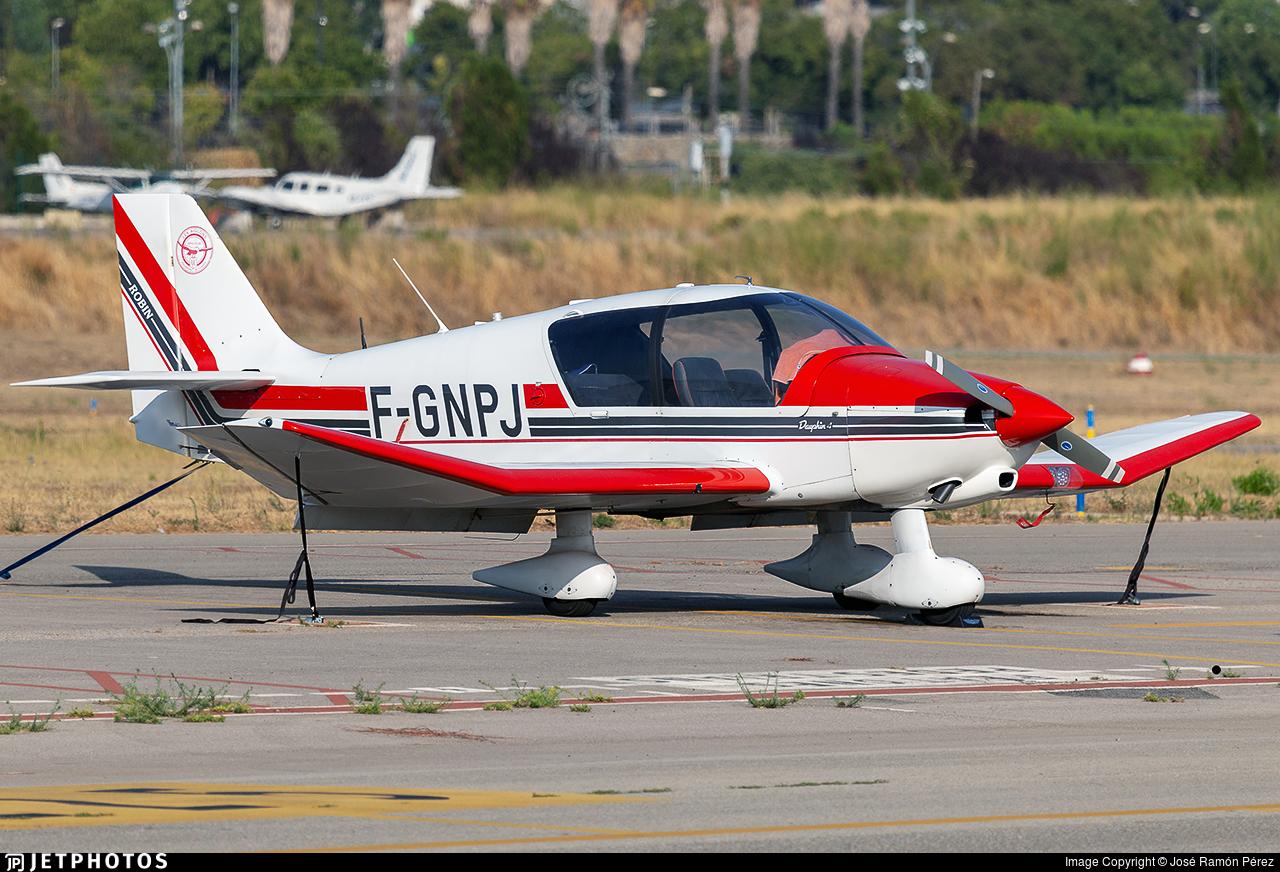 F-GNPJ - Robin DR400 - Private